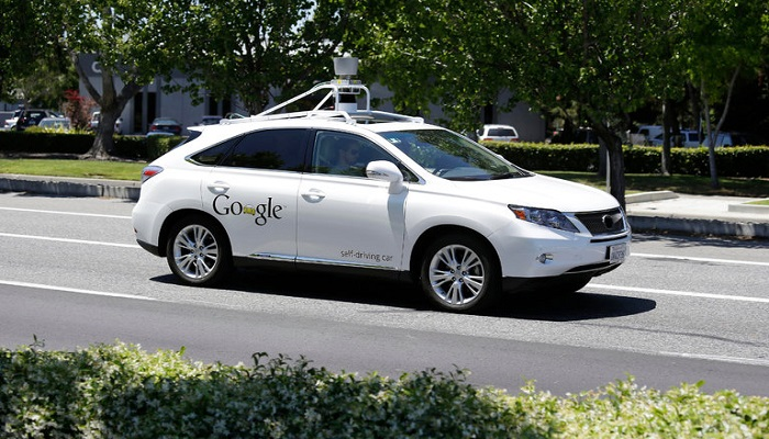 self driving car google-ThoughtfulMinds