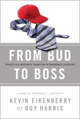 Bud to Boss Book Cover