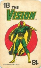 The Vision Playing Card