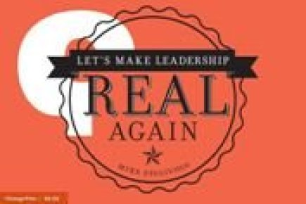 Change This Leadership Manifesto