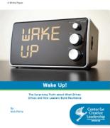 Wake Up on Alarm Clock