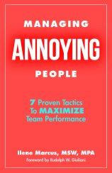 Managing Annoying People
