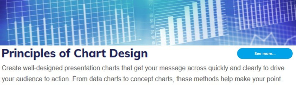 Principles of Chart Design eLearning Course