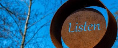 Listen Sign
