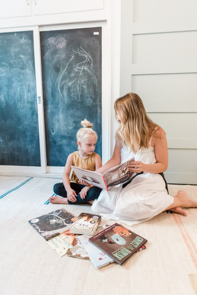 Fall Books for Littles | thoughtsbybrandi.com