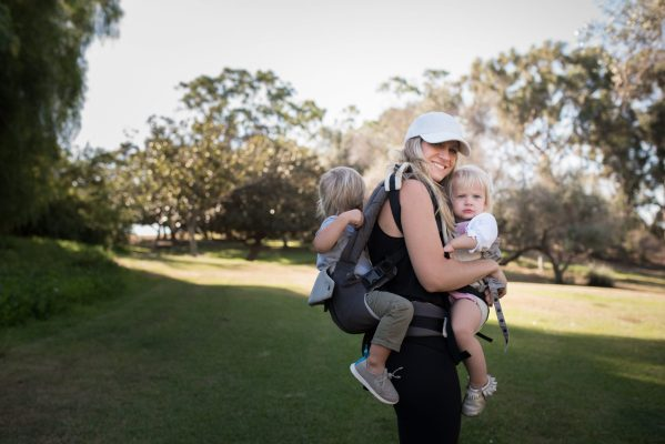 TWIN TALK | TANDEM BABYWEARING | THAT'S A WRAP