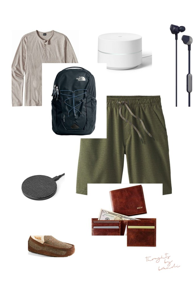 A GIFT GUIDE FOR THE GUY WHO HAS EVERYTHING BUT MAYBE NOT THESE THINGS!