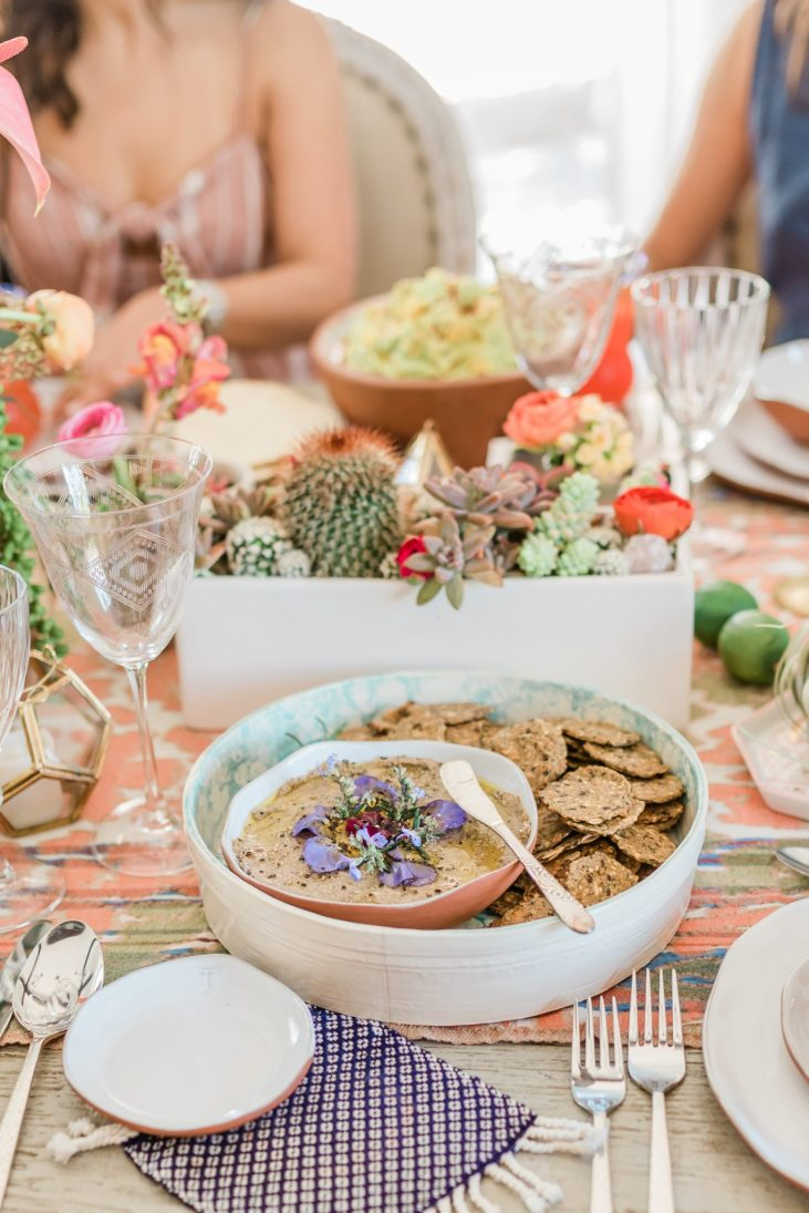 Cinco De Mayo with Chef Marcela | A styled shoot for Camille Styles | thoughtsbybrandi.com