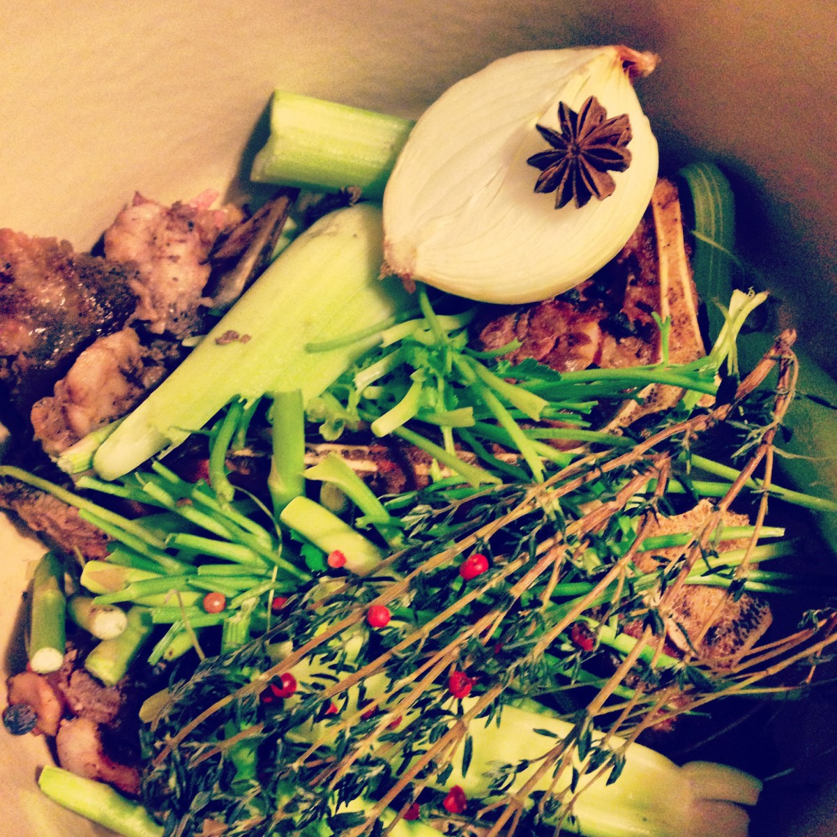 Soup for the Soul or the Benefits of Bone Broth