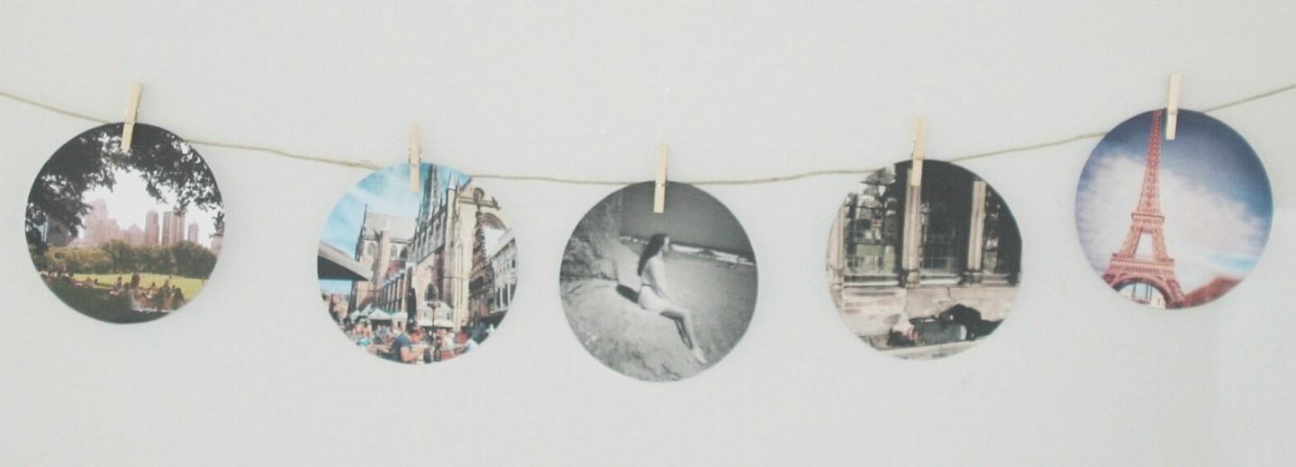 Keeping Your Summer Holiday Photos | Tumblr Inspired DIY