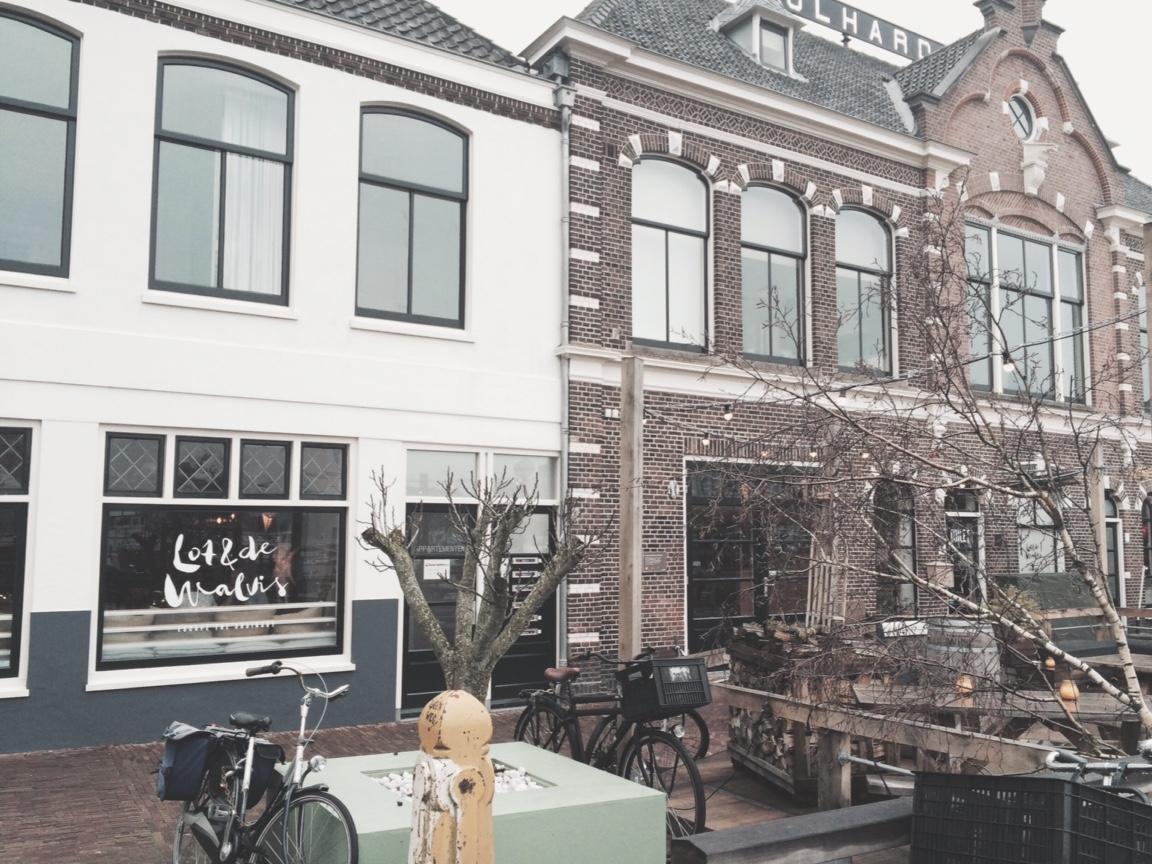 Lot en de Walvis Leiden Hotspot Food Travel