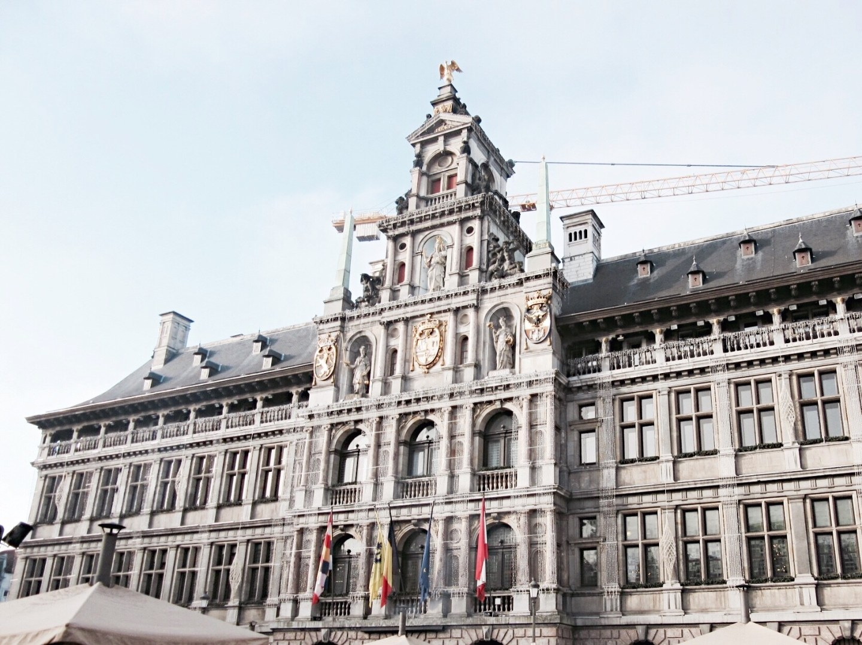 Antwerp Belgium Travel Diary