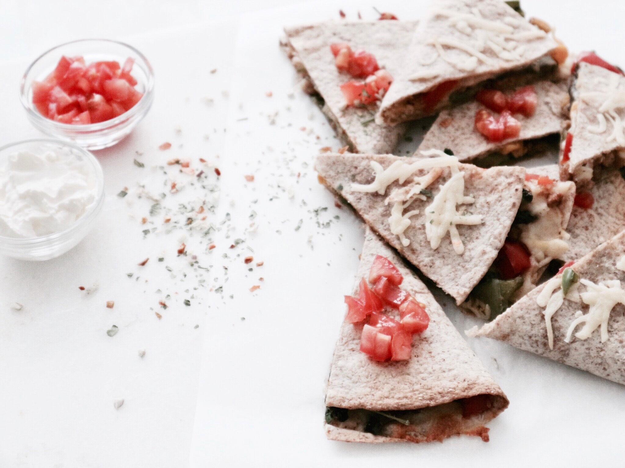 Quesadilla Food Recipe