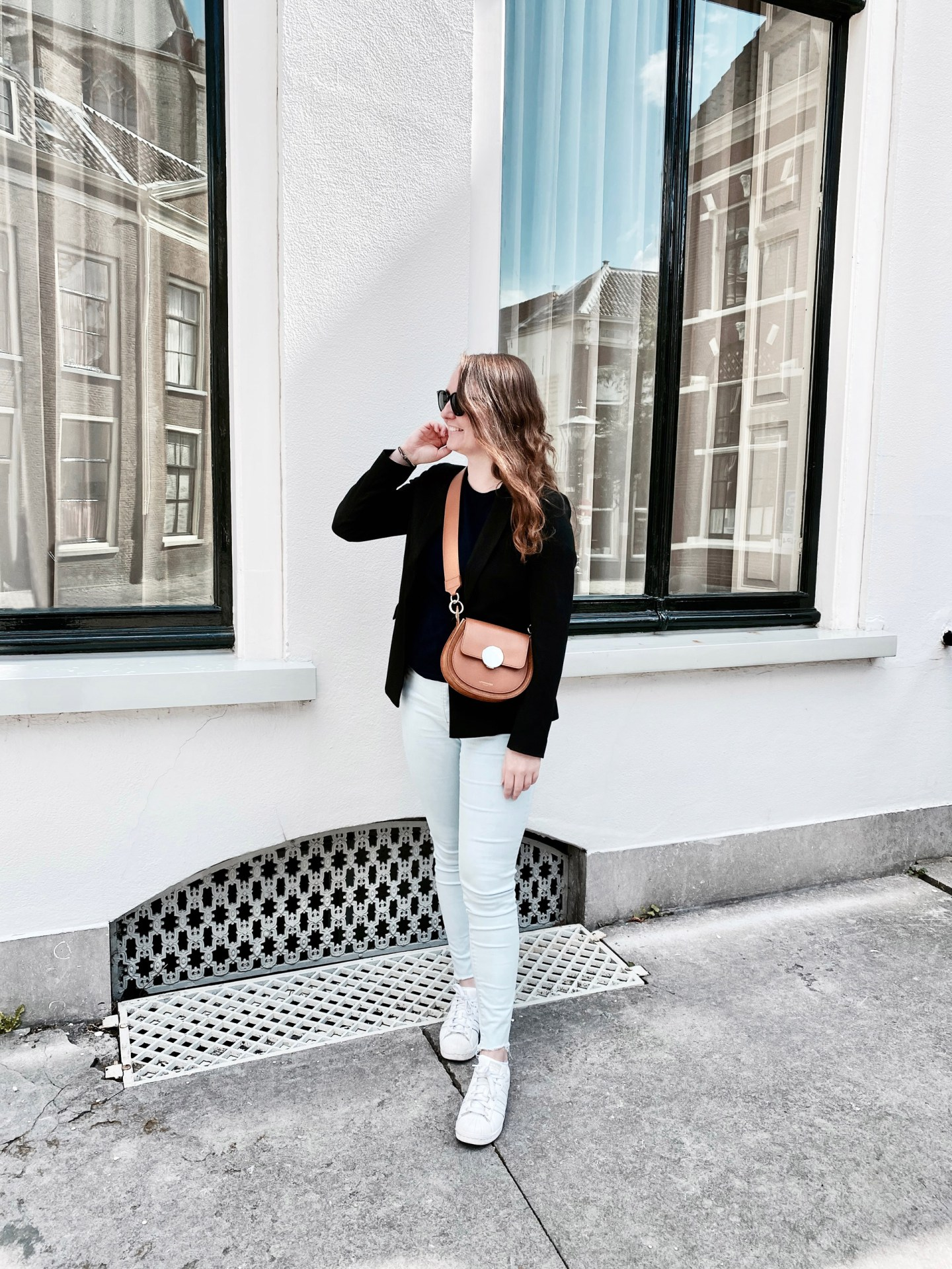 From Summer To Fall With A Blazer | Outfit