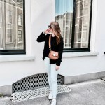OOTD Blazer Summer Fall Outfit