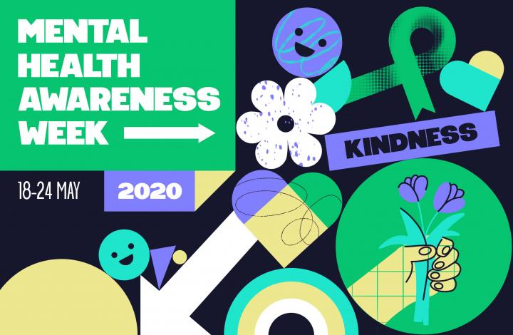 It's Mental health Awareness Week 2020