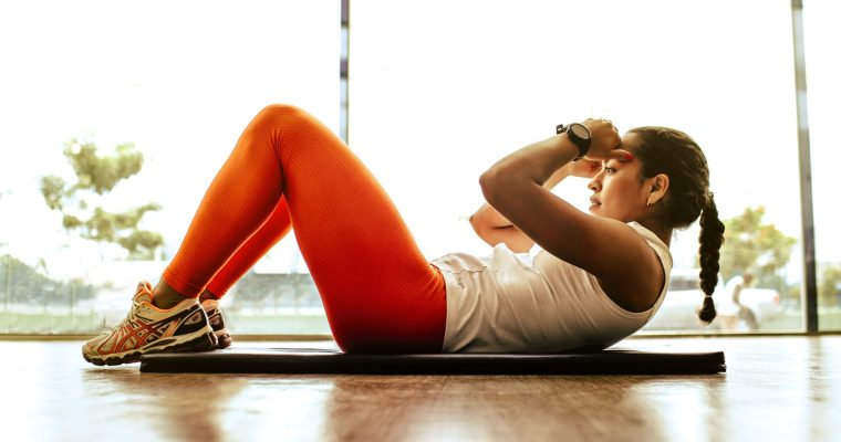 Exercise at home for real beginners