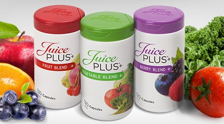 Juice Plus for healthy living