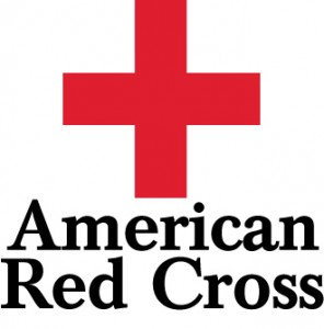 Sarah Centrella and the Red Cross