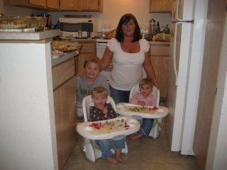 sarah centrella's family 2008