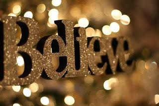Hustle Believe Receive: Steps to Success.