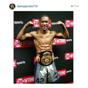 Daniel Jacobs, boxing's miracle man.