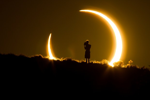Manifesting with the solar eclipse