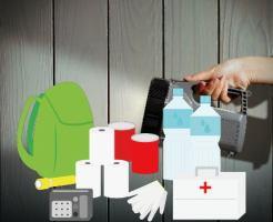 防災用品 マンション 停電