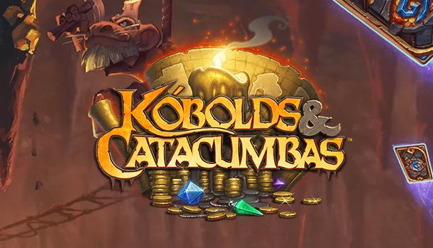 HS - Blizzard anuncia Kóbolds & Catacumbas, la próxima expansión de Hearthstone
