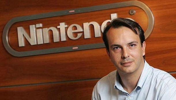 Rafael Martínez Moya-Angeler Nintendo Ibérica