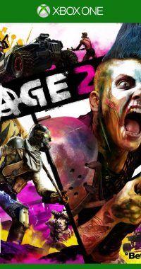 RAGE 2 Carátula Xbox One
