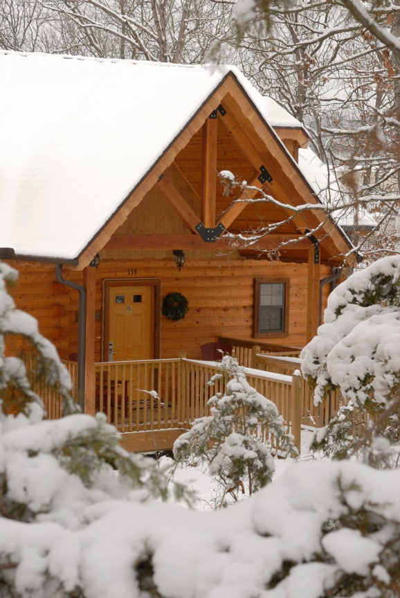 cabin-snow-tall