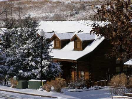 cabin-winter