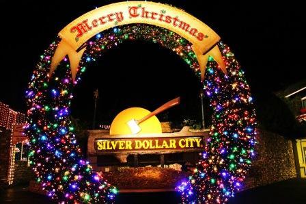 old time christmas - Silver Dollar City Christmas