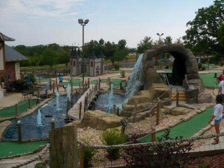 Greatest Adventures Minigolf