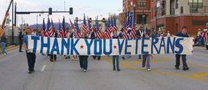 Branson Veterans Parade