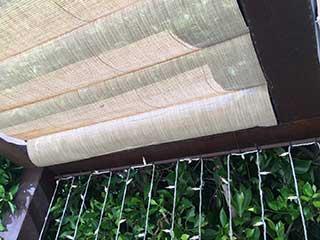 patio shades custom for outdoors