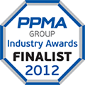 PPMA Industry Awards Finalist 2012