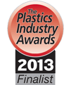 2013 plastics industry award winner