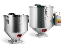 DHM - DHMX insulated stainless steel series (with mixer)