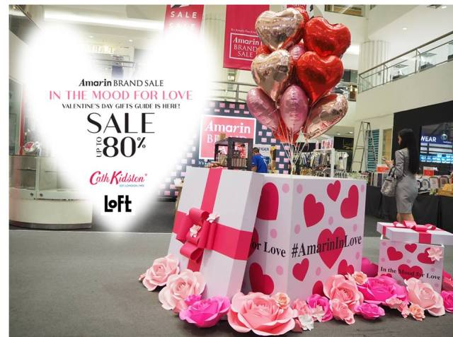 """Amarin Brand Sale """"Cath Kidston และ Loft ลดสูงสุด 80%"""" (11 - 18 ก.พ.2562)"""