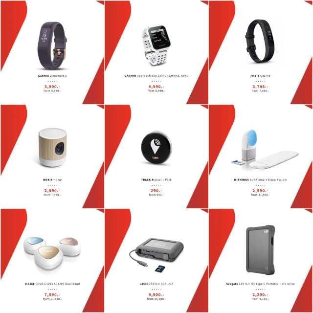 iGarage Clearance Sale 2019 ลดล้างสต๊อก ที่อาคาร GMM 4 - 6 กันยายน 2562