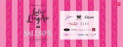 "Amarin Brand Sale ""Ladies Lingerie SALE"" ชุดชั้นใน ลดสูงสุด 80% 20 – 26 กรกฎาคม 2562"