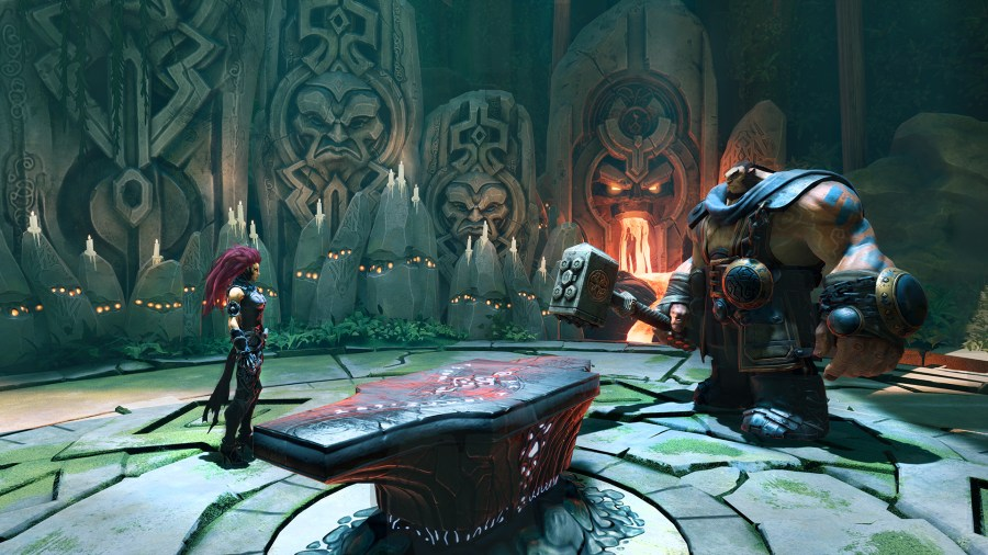 Darksiders III   THQ Nordic GmbH Gunfire Games