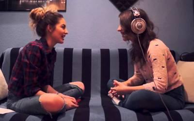 #WhisperChallenge with Kate Linn & Brianna