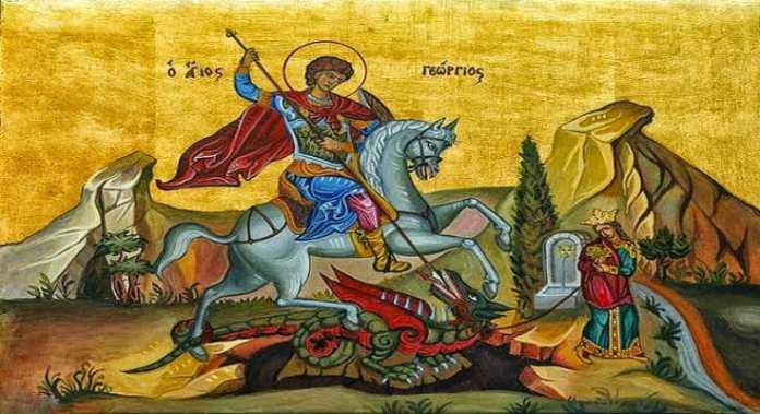 Το Δ΄Σώμα Στρατού τιμά τον Προστάτη Άγιο Γεώργιο