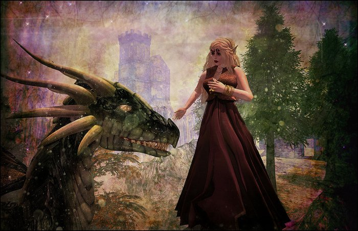 Duchess & Her Dragon2