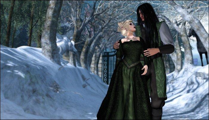 Roawenwood Romance