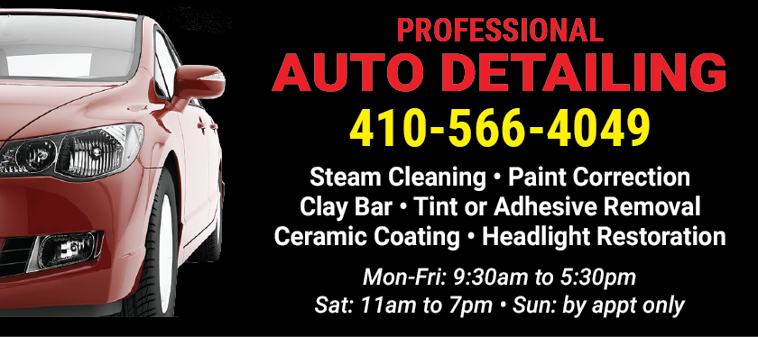 Auto Detailing in Baltimore City