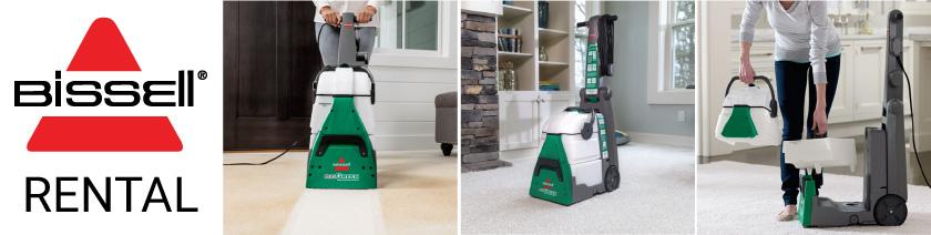 Bissell Carpet Cleaner Rental - Baltimore